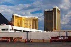 Залив Мандалая в Лас-Вегас Стоковое Изображение RF