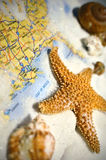 залив Мексика Стоковое Изображение