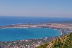 Залив моря Стоковая Фотография