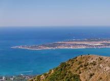 Залив моря Стоковые Изображения