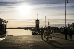 Залив Осло Стоковые Фото