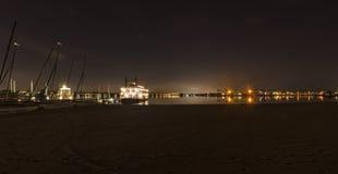 Залив полета, San Diego, Калифорния стоковое изображение rf