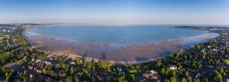 Залив Суонси Стоковое Изображение