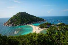 залив Таиланд Стоковое Изображение RF