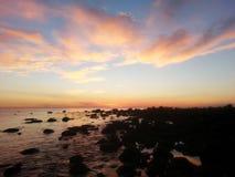 Залив трески накидки от Gurnet Стоковые Изображения
