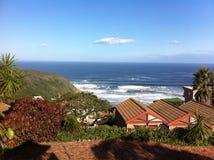 Залив Южная Африка Herolds стоковое фото