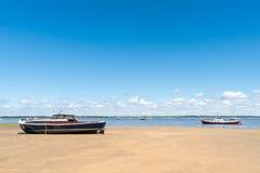 Залив Arcachon, Франция стоковая фотография rf