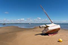 Залив Arcachon, Франция стоковые фото