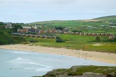Залив Bantry в Ирландии Стоковые Изображения RF
