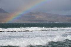 Залив Bantry смотря к Bearra Стоковое Изображение