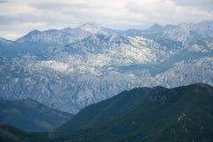 Залив Bocka, Kotor - Черногория Стоковые Фотографии RF