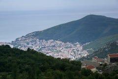 Залив Bocka, Kotor - Черногория Стоковые Изображения