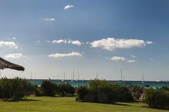 Залив brandinchi Стоковое Изображение
