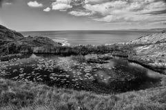 Залив Cahergal Bantry Стоковое фото RF
