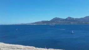 Залив Calvi Стоковые Фото