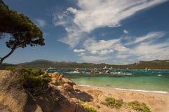 Залив capriccioli Стоковое фото RF