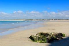 Залив Carbis Стоковые Изображения RF