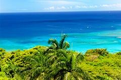 залив caribbean Стоковая Фотография