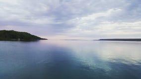 Залив Colpoys стоковое фото