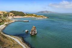 залив francisco san Стоковое Изображение RF