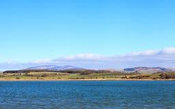 Залив Garlieston Стоковые Фотографии RF