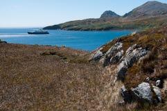 Залив Godthul стоковая фотография