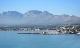 Залив Gordons, Южная Африка Стоковое Изображение RF