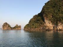 Залив Halong Стоковое Фото