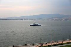 Залив Izmir Стоковые Изображения