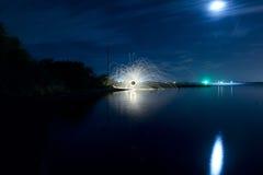 Залив Karankua Стоковая Фотография
