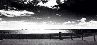 Залив Mairangi Стоковые Фотографии RF