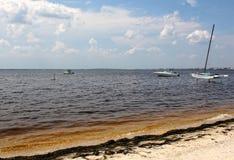Залив Mantoloking Стоковое Фото