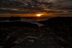 Залив Menganti Стоковые Изображения RF