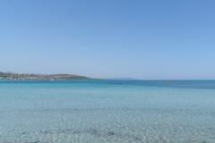 Залив Orosei в Сардинии Италии Стоковая Фотография