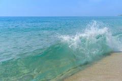 Залив Orosei в Сардинии Италии Стоковое фото RF