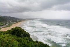 Залив Sedgefield в Южной Африке Стоковое фото RF
