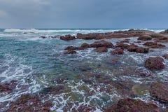 Залив Thompsons стоковые изображения rf