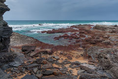 Залив Thompsons стоковое изображение rf