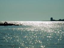 Залив Torre Colimena Стоковые Фото