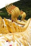 За королем Nagas вертикальных Стоковое Фото