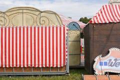 За кулисами цирка Стоковые Фото