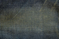 заднее карманн джинсыов предпосылки Стоковое Изображение RF