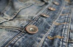заднее карманн джинсыов предпосылки Стоковые Фото