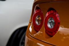 Задние света Стоковое фото RF