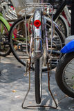 Задний велосипед Стоковые Фотографии RF