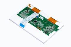 Задний дисплей LCD Стоковые Изображения RF