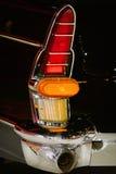 Задняя лампа старого автомобиля Стоковая Фотография RF