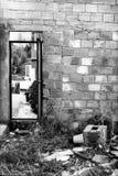 задняя дверь Стоковые Изображения