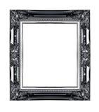 Задняя деревянная картинная рамка скульптуры Стоковое фото RF