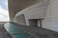Задняя сторона концертного зала Oratorium Стоковое фото RF